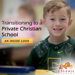 Transitioning to a private Christian school