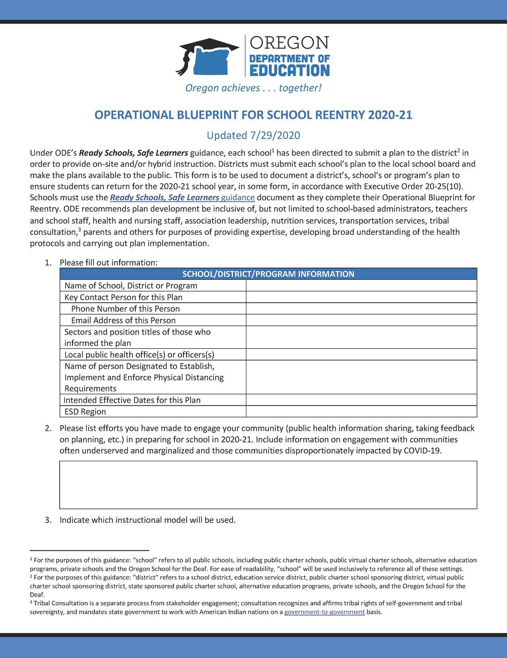 Operational Blueprint Template-2