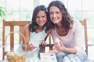 You can turn traditional Easter activities into Christian based lessons