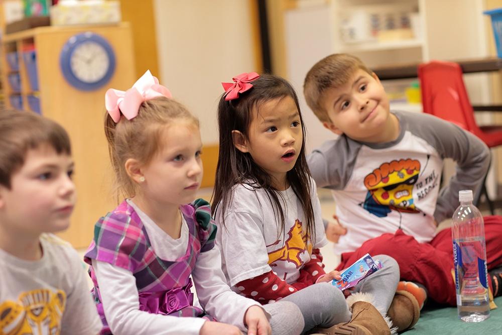Kindergarten | C.S. Lewis Academy