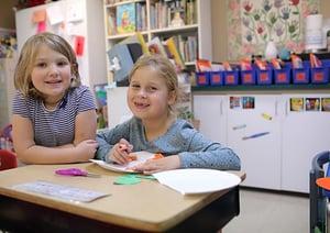 Learning starts in Kindergarten