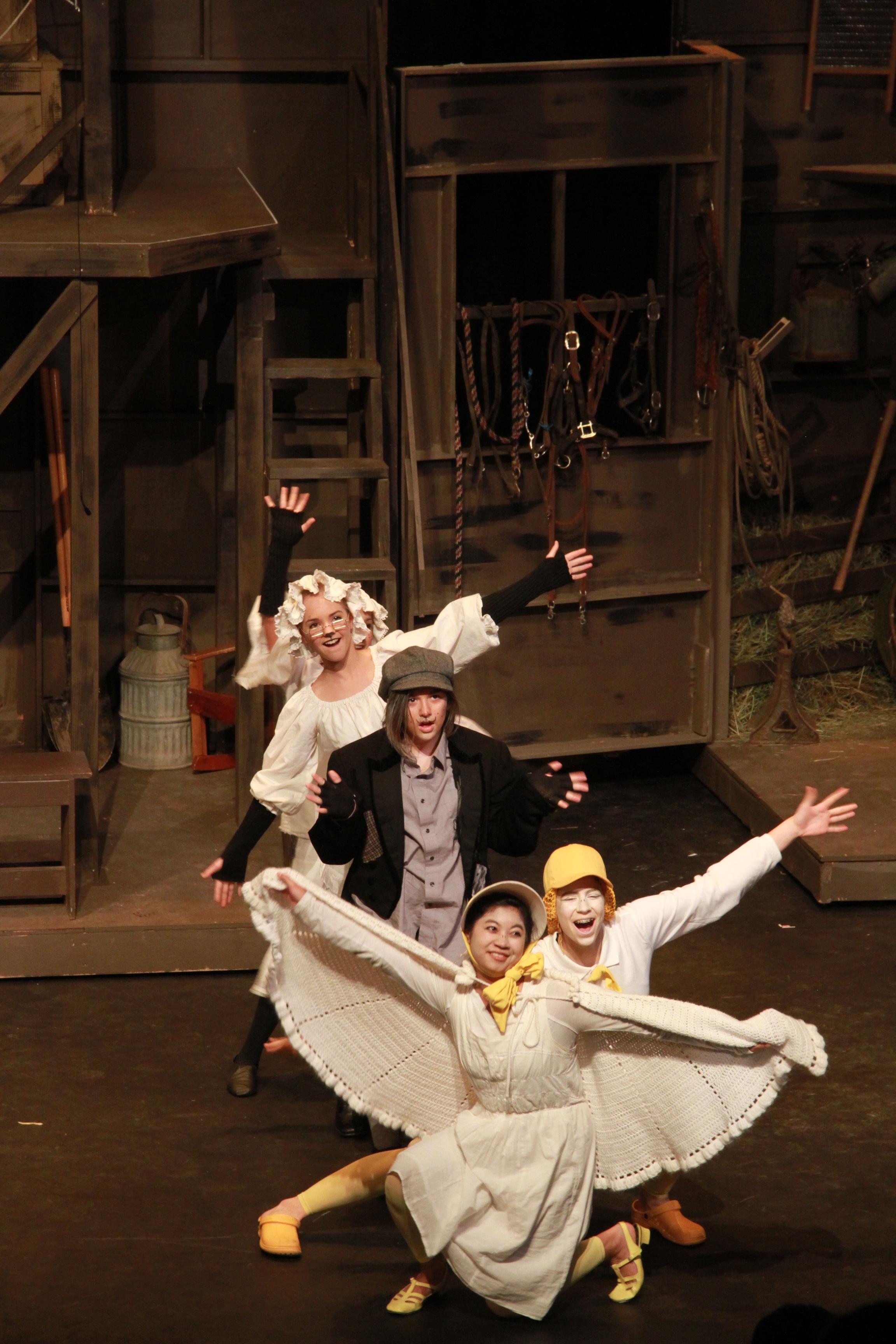 theatre private school in oregon