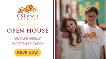 Register Now: Open House at C.S. Lewis Academy